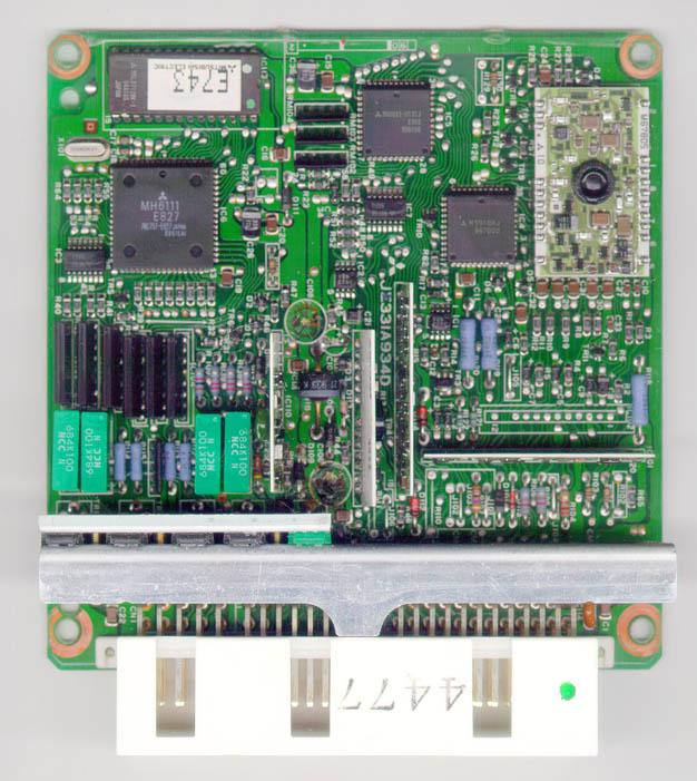 1G DSM (Talon Eclipse Laser) ECU Service and Repair